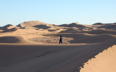 Pourquoi les traversées du désert sont salutaires quand on est entrepreneure!