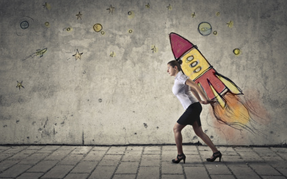 Comment les femmes créent des entreprises aujourd'hui